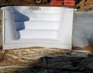 Inground Swimming Pool Step Replacement