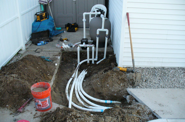 Accurate Leak Detection Service By Thomas Pool Service
