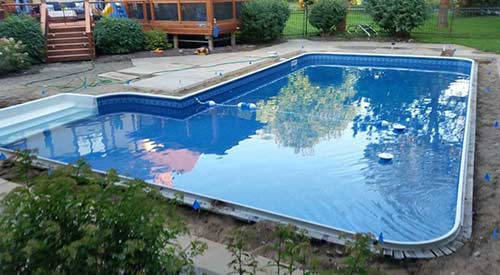 Ann Arbor Pool Renovation