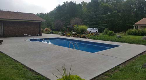 Dexter Pool Renovation