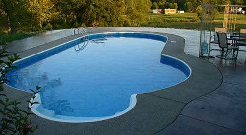 New Pool Installation