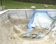 In -ground Pool Liner Replacement
