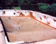 Steel Wall Swimming Pool