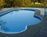 New Build Swimming Pool