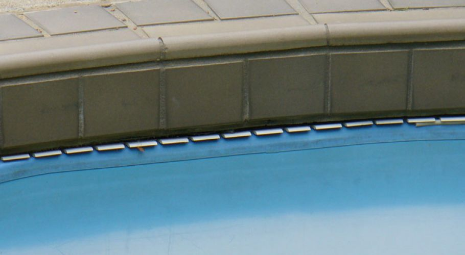 Pool Coping Replacement and Liner Install Ann Arbor, MI