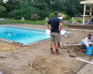 Swimming Pool Plumbing Replacement, Dexter, MI