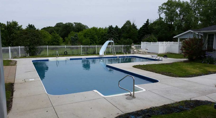Kafko Pool Renovation Saline, MI. Thomas Pool Service Pinckney, MI.