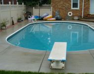 Vinyl Liner Pool Renovation Livonia