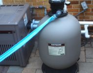 Hayward pool Heater & Filter Repair Dearborn, MI. Thomas Pool Service