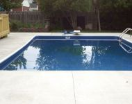 Swimming Pool Liner & skimmer Replacement