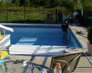 Pool Liner Installation Plymouth / Canton Area