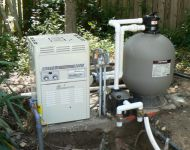 Hayward Filter & Pentair Installation, Thomas Pool Service