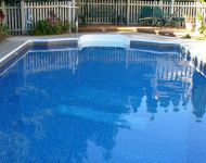 Swimming Pool Liner Install on a Pietila Pool