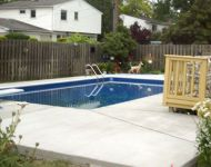 In-ground Pool Renovation South Lyon, MI