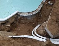 Inground Pool Repair Saline,MI