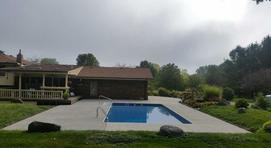 Swimming Pool Opening & Closing Service Dexter, MI