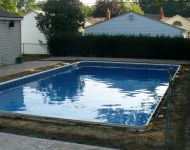 Wood Wall Swimming Pool Replacement Livonia
