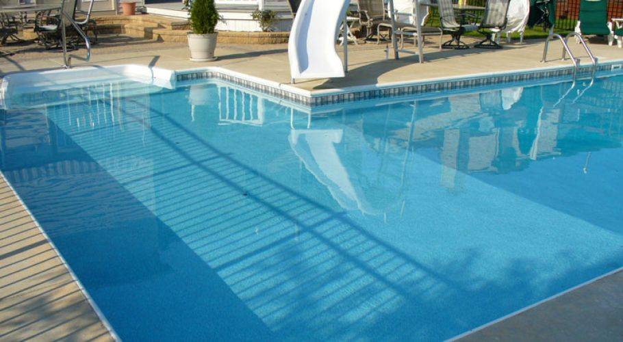 In-ground Pool Liner Installation Total Vinyl Liner