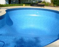 New Swimming Pool Liner Install Dexter, MI
