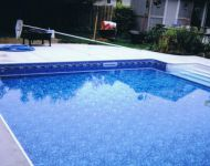 Kafko Pool Wall Renovation Ann Arbor, MI. Thomas Pool Service
