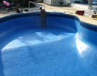 Swimming Pool Vinyl Liner Replacement Dexter, MI